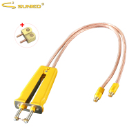 SUNKKO HB 71B Spot Welding Pen Polymer Battery Electronic Component Butt Welding Spot Welder Pen Use For 709A 709AD 797DH Series