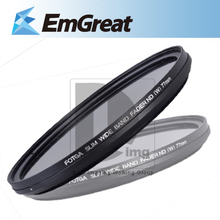 FOTGA 77mm Circular Adjustable Fader