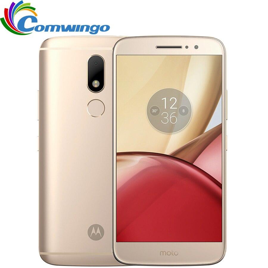 Цена за Motorola moto м xt1662 4 г ram 32 г rom окта основные dual sim 4 г lte мобильный телефон 5.5 ''16 мп отпечатков пальцев смартфон