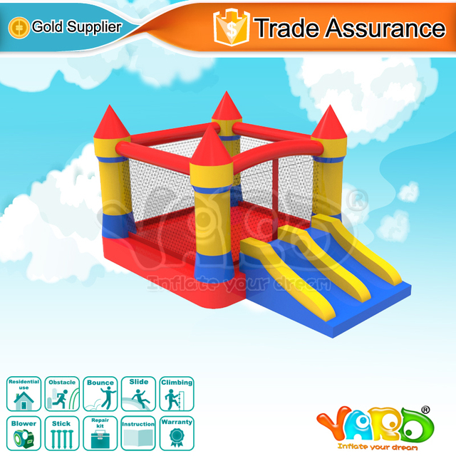 Cheap YARD Inflatable Trampolines Inflatable Bouncer Bouncy Castle Free Delivery By DHL