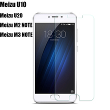 2.5D 9H Explosion-proof Tempered Glass for MEIZU M2 M3 Be aware PRO 5 6 U10 U20 Display Protector Toughened Glass Cowl+Clear Kits