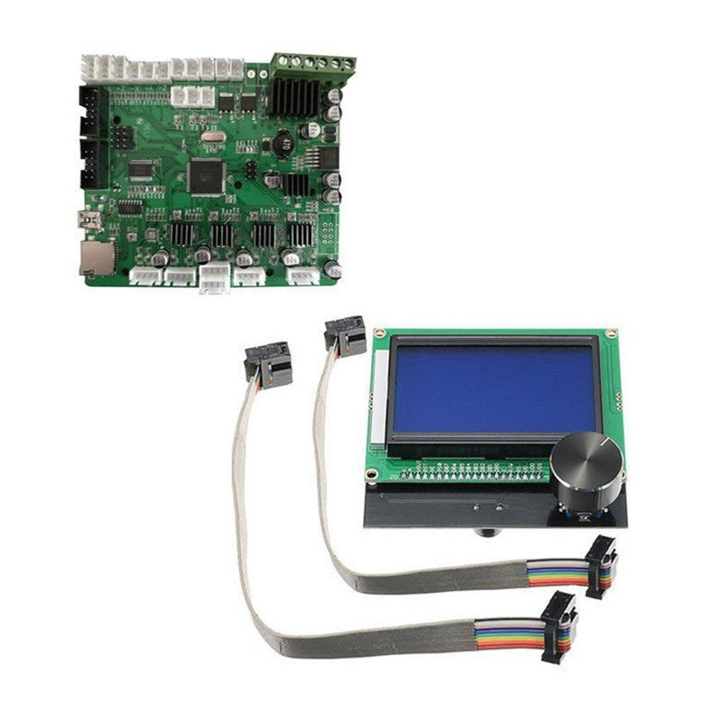 CR 10 S-Double Z Mise À Niveau Kit 2 Plomb Vis 3D Kit imprimante avec Filament Surveillance D'alarme Protection LCC77