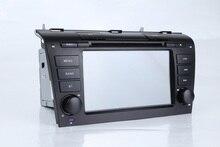 Android 7.1.1 Autoradio Headunit COCHES Reproductor de DVD GPS para Mazda 3 Mazda3 2004-2009 auto multimedia car radio stereo grabadora