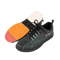 Mens Bowling Shoes With Skidproof Sole Professional Sport Shoes For Men Breathable Fitness Sneakers Big Size Eu 38 46 D0580
