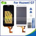 1 pcs original para huawei ascend g7 display lcd com tela de toque digitador assembléia + ferramentas