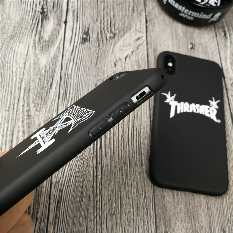 Thrasher iPhone Case