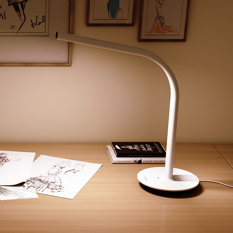 Original Xiaomi Mijia Desk Lamp 2nd Smart LED Light Mi Mijia Eyecare Table Lamp 4000K 10W