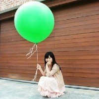 [ Fly Eagle ] 15inch ballons wedding decoration super big balloon for party,hotel,birthday,carnival freeshipping novelty green
