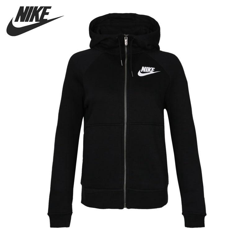 Original New Arrival 2018 NIKE NSW RALLY HOODIE FZ NFS Women's Jacket Hooded Sportswear original new arrival 2018 nike nsw hoodie fz ft jdi men s jacket hooded sportswear