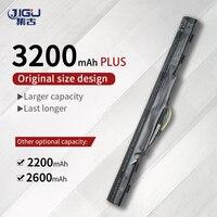 Jigu as16a7k as16a8k bateria do portátil para acer para aspire E5-475G E5-553 E5-575 E5-575T 4 células