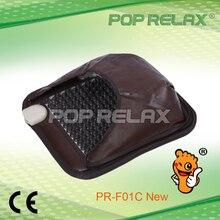 POP RELAX pé Turmalina aquecimento térmico esteira de massagem acupuntura PR-F01C(China (Mainland))