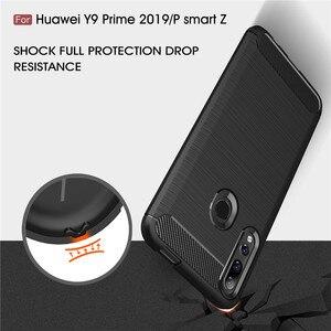 Image 2 - Para Huawei P Smart Z funda protectora suave de silicona TPU funda de teléfono para Huawei P Smart Z funda trasera para Huawei P Smart Z