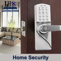 LHX OS7717R Digital Electronic Handle Door Lock Keyless for Bedroom Office Hotel Home Security Women Dress Wardrobe DIY a