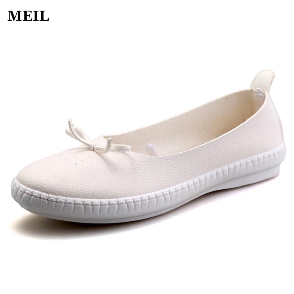 Fashion Women s Shoes Comfortable Flat Shoes New Arrival Ballet Flats Shoes Large Size Shoes Women