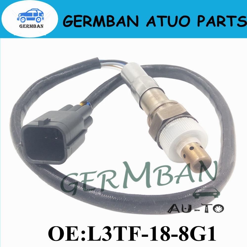 Air Fuel Ratio Sensor L3TF-18-8G1 L3TF188G1 L3TF-188G1-C L3TF188G1C Lambda Sensor Oxygen Sensor for Mazda M3 2.0 Air Fuel Ratio Sensor L3TF-18-8G1 L3TF188G1 L3TF-188G1-C L3TF188G1C Lambda Sensor Oxygen Sensor for Mazda M3 2.0