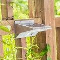 Датчик движения на солнечной энергии наружные 3 режима безопасности Настенные светильники водонепроницаемый сад ландшафтное освещение дл...