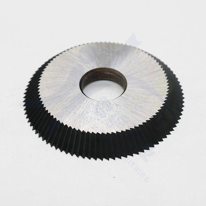 Kulcsvágó penge kulcsfontosságú gépvágó lemez-lakatos - Kézi szerszámok - Fénykép 1