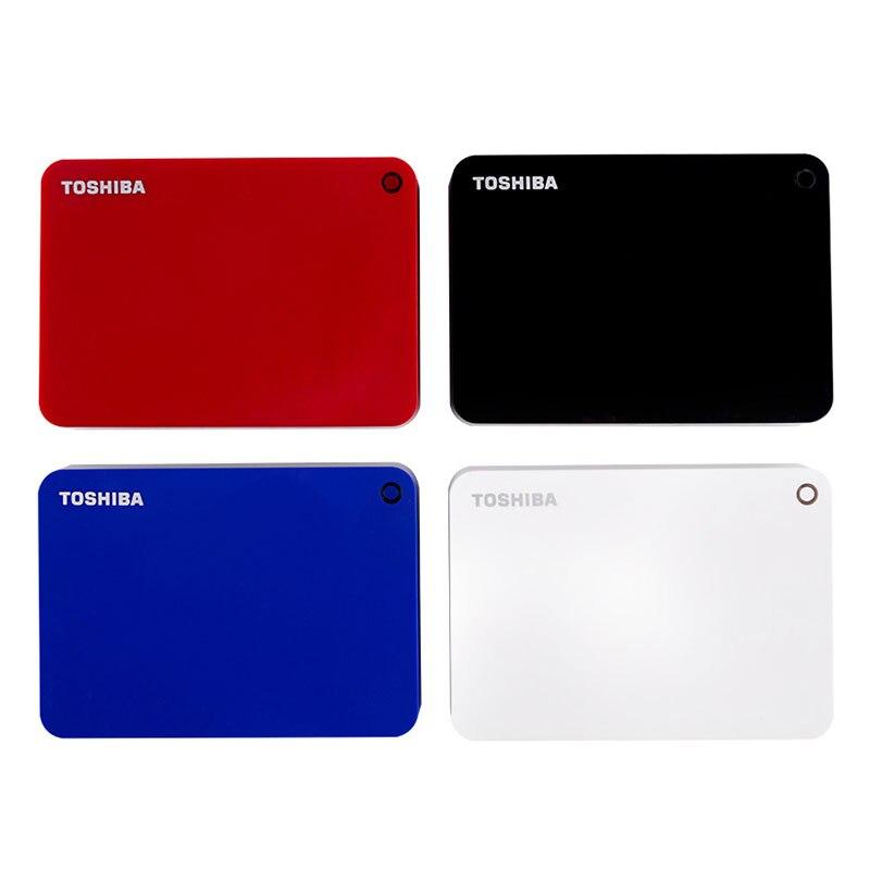 Toshiba 1 tb 2 tb 4 tb disco rígido externo 1 tb 2 tb 4 tb hdd 2.5 hd ps4 disco rígido portátil usb3.0 hdd externo 1 t 2 t 4 t