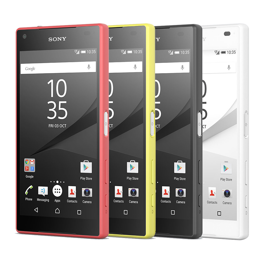 Image 4 - Original Sony Xperia Z5 Compact E5823 Unlocked 2GB RAM 32GB ROM Android Quad Core&Quad Core 23MP GSM Smart Phone-in Cellphones from Cellphones & Telecommunications