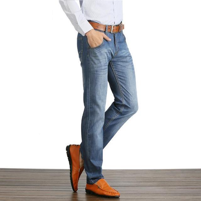 Verano Delgado barato Vaqueros flacos Vaqueros diseñador Vaqueros mens  Vaqueros Slim mens Monos slim fit Superstar 419c6f53f151