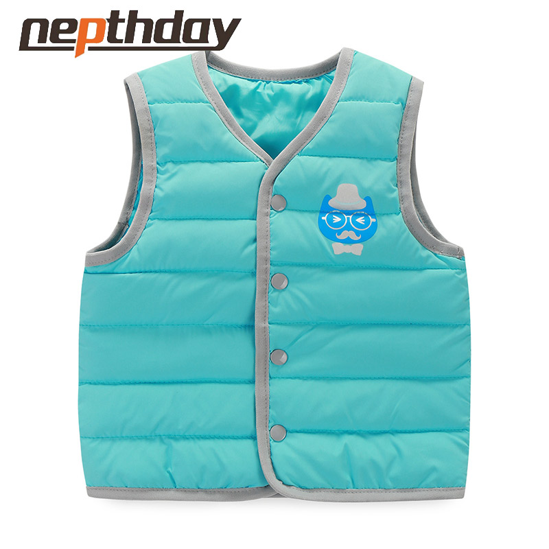 Winter Newborn Baby Snowsuit Cotton Coats Warm vest Boy Outerwear Clothes Sleeve jacket High Quality Fashion Gilr Coat 15-753 2017 winter baby coat kids warm cotton outerwear coats baby clothes infants children outdoors sleeping bag zl910