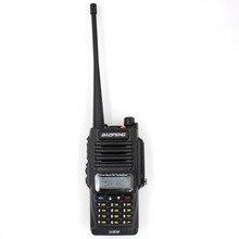 Upgrade Baofeng UV-5R WP (UV-9R) IP67 Waterproof Dual Band 136-174/400-520MHz Ham Two Way Radio Walkie Talkie 10KM Range