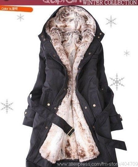 Abrigos para el frio extremo mujer