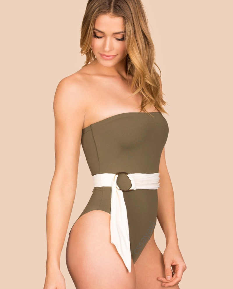 2019 одежда для плавания женский пикантный купальник для плавания Одноцветный Цельный купальник с поясом купальник купальный костюм женский купальник цельное бикини