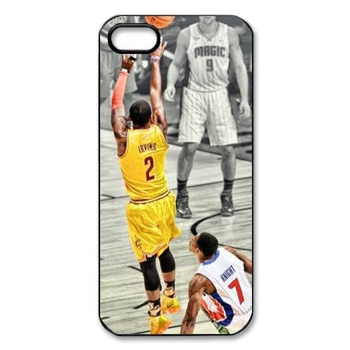 sale retailer b5e42 f1216 US $12.99 |Basketball Star Kyrie Irving Hard Platic Back Protective Case  Designer for iphone 5/iphone 5s on Aliexpress.com | Alibaba Group