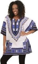 africain tradicional Dashiki vestido