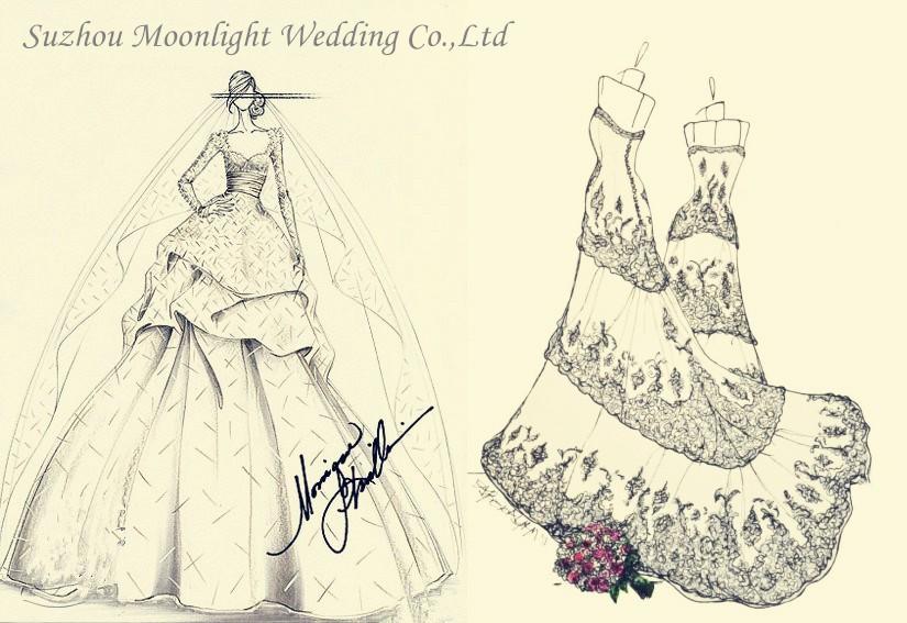 2015 Spring Front Slit Beaded Evening Dress Formal Gown By Lebanese Fashion Designer Ziad Nakad Mg 003 Dresses Brazil Dress Inflationdresse Aliexpress