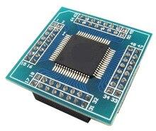 Atmega169pv mega169 avr development board learning board core board minimum system board