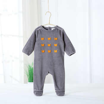 Baby bodysuit pyjamas kids clothes long sleeves children clothing newborn baby overalls children girl boys clothes baby jumpsuit - DISCOUNT ITEM  0% OFF All Category