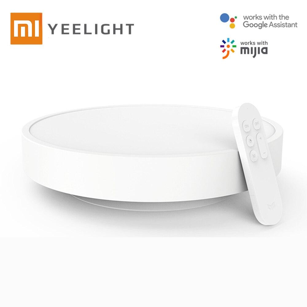 Xiaomi mijia Yeelight Smart Ceiling Light Lamp Remote Mi APP WIFI Bluetooth Control Smart LED Color