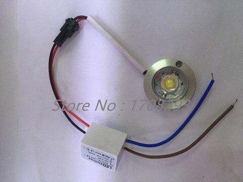 dhl 6 pcs lote 1x1 w led underwater lawn luz branco vermelho azul ip65 impermeavel