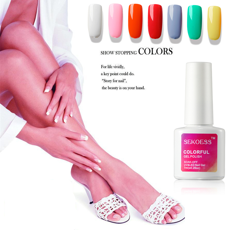 FOCALLURE I am Gel Polish Nail Art Design Nail Gel Polish UV Temperature Changing Colors Gel Nail Salon Art Lacquer