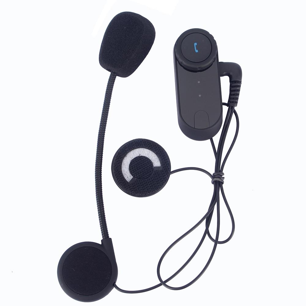 FreedConn Brand BT Headset Motorcycle Helmet Bluetooth Headset Stereo Headphone Without Intercom function