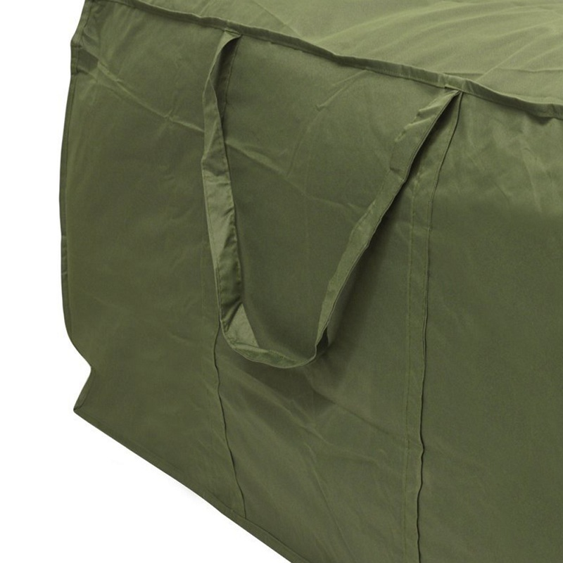 Best Quality 1Pc Outdoor Patio Furniture Chaise Waterproof Protect Cover Storage Bag Christmas Tree Storage Cushion 3