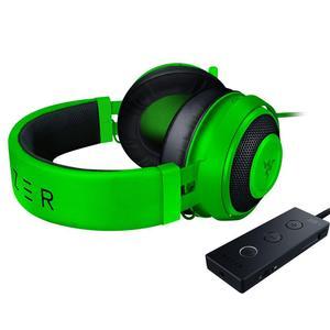 Image 5 - Razer Kraken Edición de torneo auriculares para juegos 3,5mm jack funciona con PC, PS4, Xbox One, interruptor, auriculares para dispositivos móviles Gamer