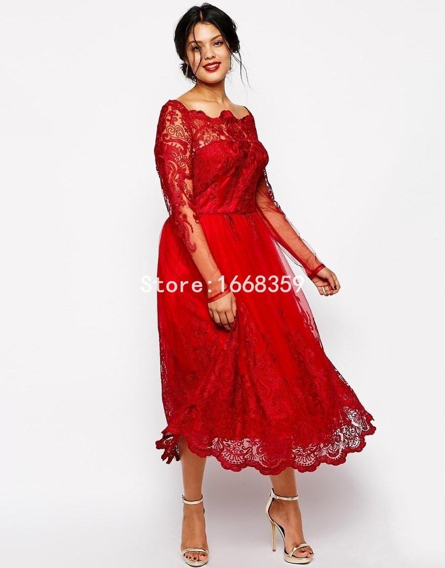 Red Mother Of The Bride Dresses Plus Size - Ocodea.com