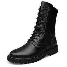 Новый Восхождение водонепроницаемые ботинки обувь для мужчин и женщин специальных операций военной подготовки сапоги Открытый выживания Пеший Туризм Сапоги size35-48