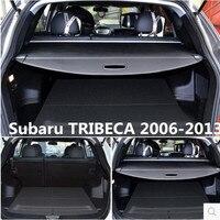 Car Rear Trunk Security Shield Cargo Screen Shield shade Cover Fits For Subaru TRIBECA 2006 2007 2008 2009 2010 2011 2012