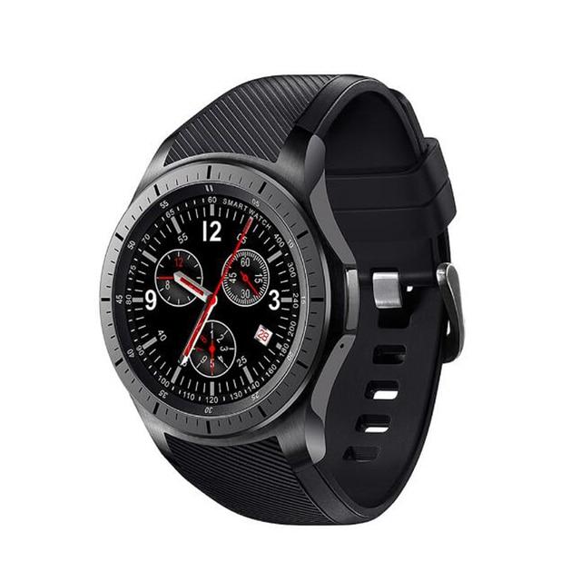 Zaoyimall Z01 ОС Android 5.1 Смарт-часы MTK6580 512 + 8 ГБ SmartWatch С WIFI GPS монитор сердечного ритма pk GT08 DZ09 SmartWatch