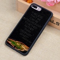 Greys Anatomy Quotes Print Soft Rubber Mobile Phone Cases Accessories For iPhone 6 6S Plus 7 7 Plus 5 5S 5C SE 4 4S Cover Shell