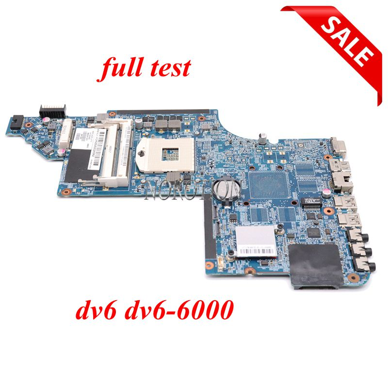 HP DV6 DV6-6000 HM65 Motherboard 641485-001