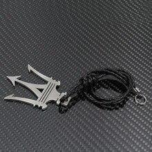 Подходит для брелок для Maserati серии с логотипом
