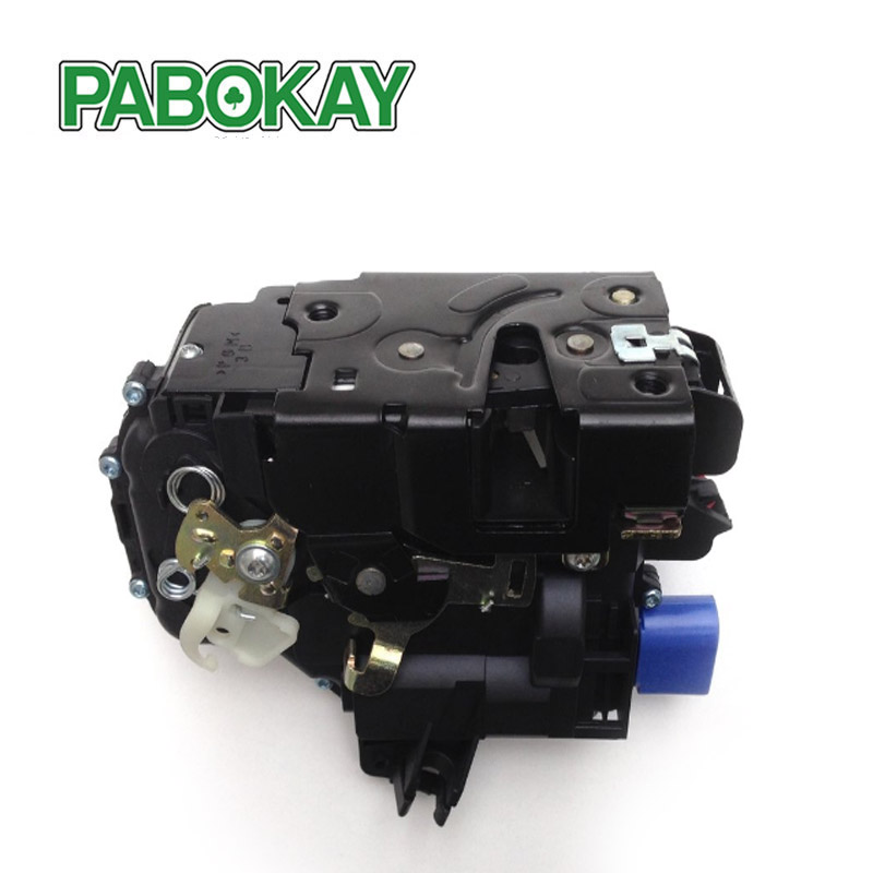 Image 4 - FRONT RIGHT Door Lock Mechanism 3B1837016BC 3B1837016CC 3B1837016BN 3B1837016AN 3B1837016S FOR VW T5 POLO SKODA FABIA ROOMSTER-in Locks & Hardware from Automobiles & Motorcycles