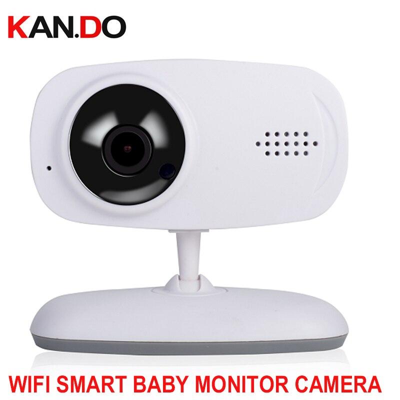 WIFI Wireless Baby Monitor Camera CCTV video monitor camera 720p H.264 30fps elder monitor camera support 32GB wifi ip camera