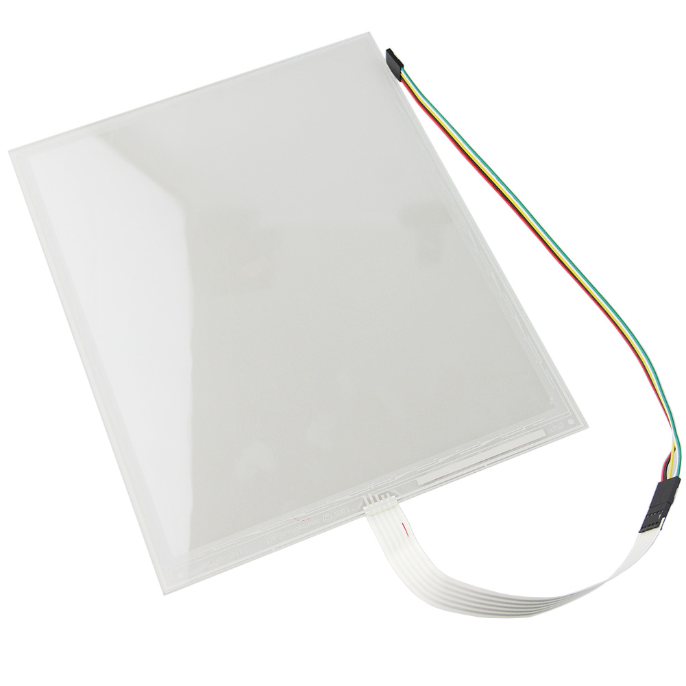 ФОТО New 12.1 inch T121S-5RA006N-0A18R0-200FH HIGGSTEC industrial Touch Screen Glass Panel Digitizer