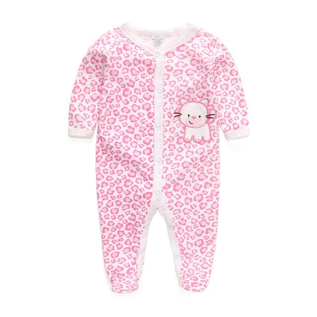 647eb89d99d34 Baby Clothing 2018 New Newborn jumpsuits Baby Boy Girl Romper ...